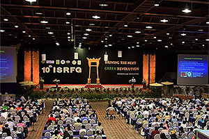 Opening 10th ISRFG